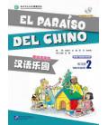 El Paraíso del chino 2- Cahier d'exerices (Livre + Code QR)