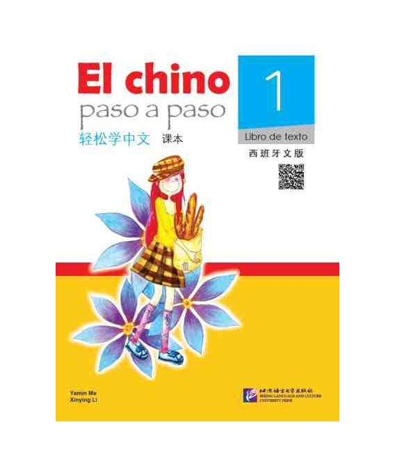 El Chino Paso a Paso 1 - Libro de texto (incluye CD)