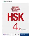 Standard Course 4A (shang)- Workbook (Libro + CD MP3) Serie de libro de texto basada en el HSK