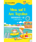 "I Love ""Eight Years"" - Friends/ Chinese Graded Readers (Level 4-jeunesse) Incl. CD/vocabulaire HSK 4"