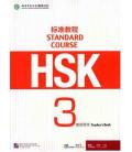 HSK Standard Course 3 -Teacher's Book- Série de livres de texte basée sur l'HSK