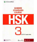 HSK Standard Course 3 -Teacher's Book- Serie di libri di testo basata sull'HSK