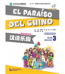 El Paraíso del chino 3- Cuaderno de ejercicios (Libro + CD)
