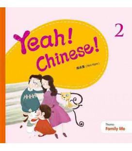 Yeah! Chinese! 2 (Family Life)- audios et chansons téléchargeables sur le web
