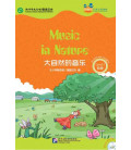 Music in Nature - Friends/ Chinese Graded Readers (Level 5-jóvenes) Incl. CD/vocabulario HSK 5