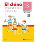 El Chino Paso a Paso 3 - Libro de texto (QR Code included)