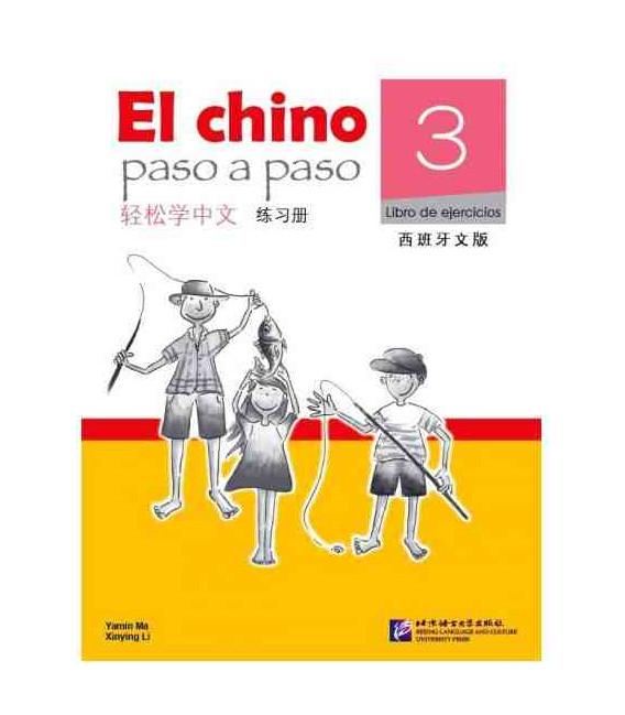El Chino Paso a Paso 3 - Libro degli esercizi