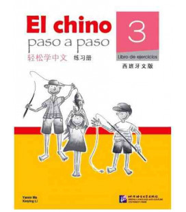 El Chino Paso a Paso 3 - Livre d'exercices