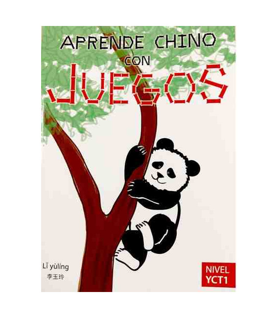 Aprende chino con juegos (Level YCT 1)