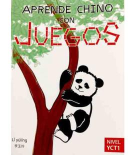 Aprende chino con juegos (Livello YCT 1)