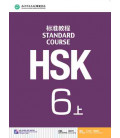 HSK Standard Course 6A (shang)- Textbook (Book + CD MP3 + QR Code)