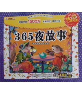 365 histoires du soir (CD inclus)