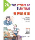 The Stories of Tiantian 2A- con Codice QR per il download degli audio