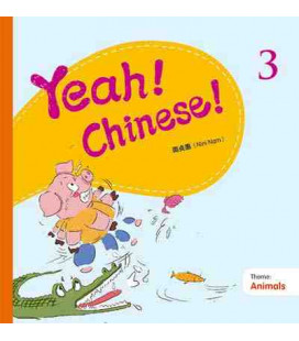 Yeah! Chinese! 3 (Animals)- audios y canciones descargables en web