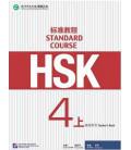 HSK Standard Course 4A (shang) -Teacher's Book- Série de livres de texte basée sur l'HSK