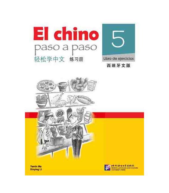 El Chino Paso a Paso 5 - Libro degli esercizi