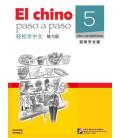 El Chino Paso a Paso 5 - Livre d'exercices