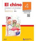 El Chino Paso a Paso 4 - Libro de texto (incluye Código QR)