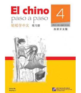 El Chino Paso a Paso 4 - Libro degli esercizi