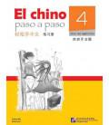 El Chino Paso a Paso 4 - Livre d'exercices