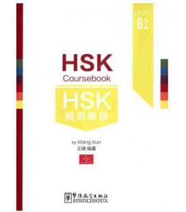 HSK Coursebook Level 6A - Shang (téléchargement des audios inclus)