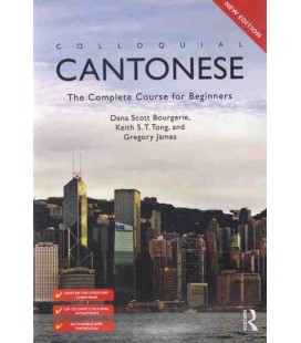 Colloquial Cantonese- The Complete Course for Beginners (Second Editon) Free Audio Online