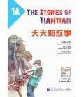 The Stories of Tiantian 1A- con Codice QR per il download degli audio