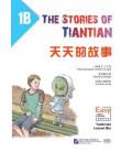 The Stories of Tiantian 1B- avec Code QR pour le téléchargement des audios
