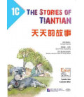 The Stories of Tiantian 1C-QR code for audios