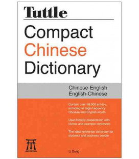 Compact Chinese Dictionary (Chinese-English / English-Chinese) Tuttle