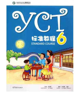 YCT Standard Course 6 (Incluye audio en Web) - YCT 4B