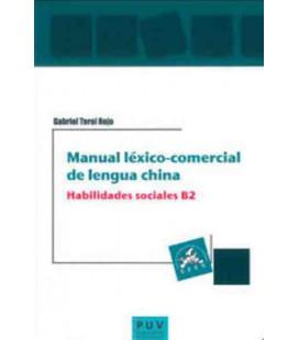 Manual Léxico-Comecial de Lengua China- Habilidades sociales B2