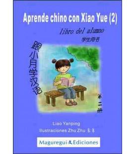 Aprende chino con Xiao Yue 2 - (libro dello studente + libri delle attività + CD)
