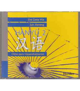 Hanyu 2 - CD Chino para hispanohablantes (Chinese for native speakers of Spanish)