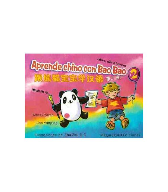Aprende chino con Baobao 2 (Libro dello studente)