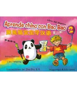 Aprende chino con Baobao 2 (Livre de l'élève)