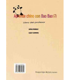 Aprende chino con Baobao 2 (Teacher's book)