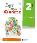Easy Steps to Chinese 2 - Textbook (CD inclus)