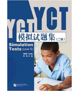 YCT Simulation Tests (Level 2) - (Include il codice QR per scaricare gli audio)