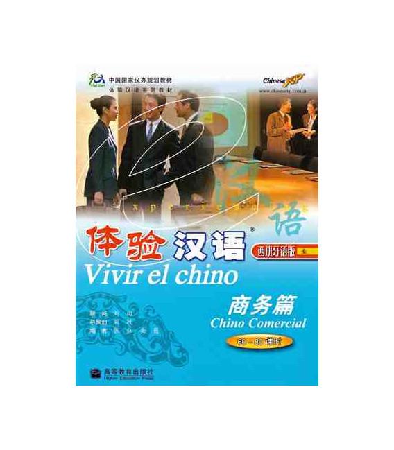 Vivir el chino- Chino comercial (CD inklusive)