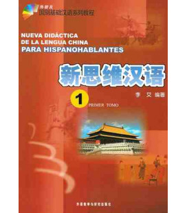 Nueva didáctica de la lengua china para hispanohablantes 1 (CD inclus)