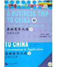 A Business Trip to China II - Textbook + Workbook + CD