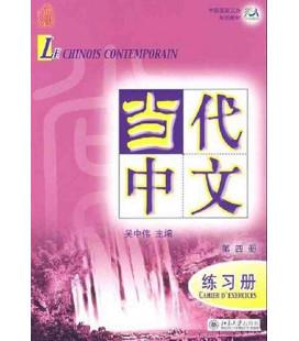 Le chinois contemporain 4. Quaderno degli esercizi