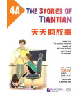The Stories of Tiantian 4A- Includes QR Code for audio download