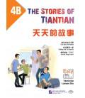 The Stories of Tiantian 4B- con Codice QR per il download degli audio