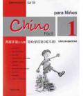 Chino fácil para niños 1. Livre d'exercices