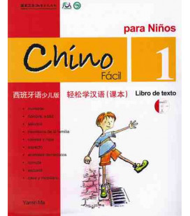 Chino fácil para niños 1. Textbook (CD included)