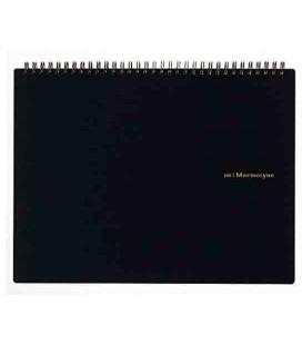 Maruman Mnemosyne Notebook N180A (Formato A4) - Quadretti di 5 mm