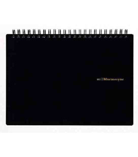Maruman Mnemosyne Notebook N182A (Dimensions A5) - Quadrillage de 5 mm