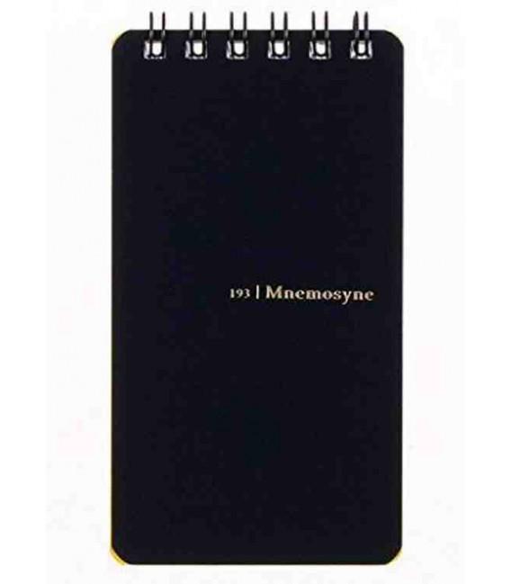 Maruman Mnemosyne Notebook N193A (Formato A7) - A righe 5 mm